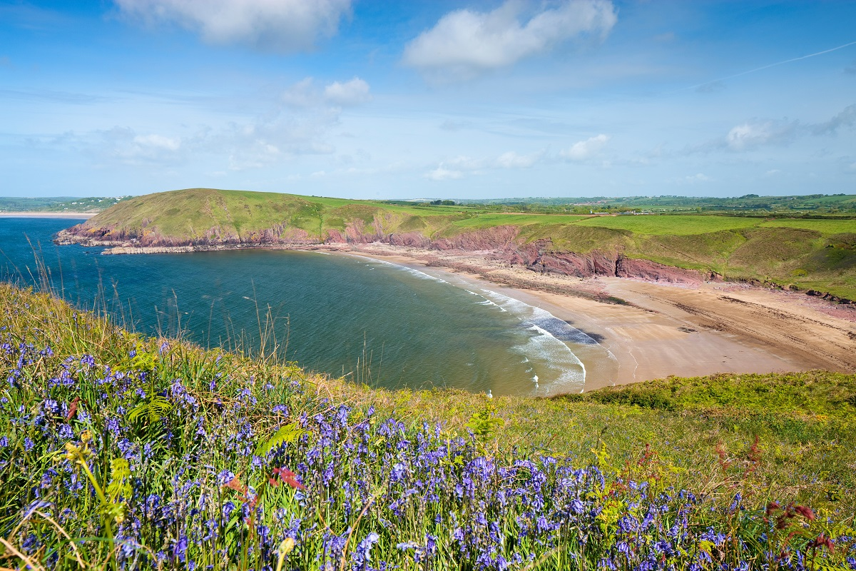 South Pembrokeshire's 'secret' beaches