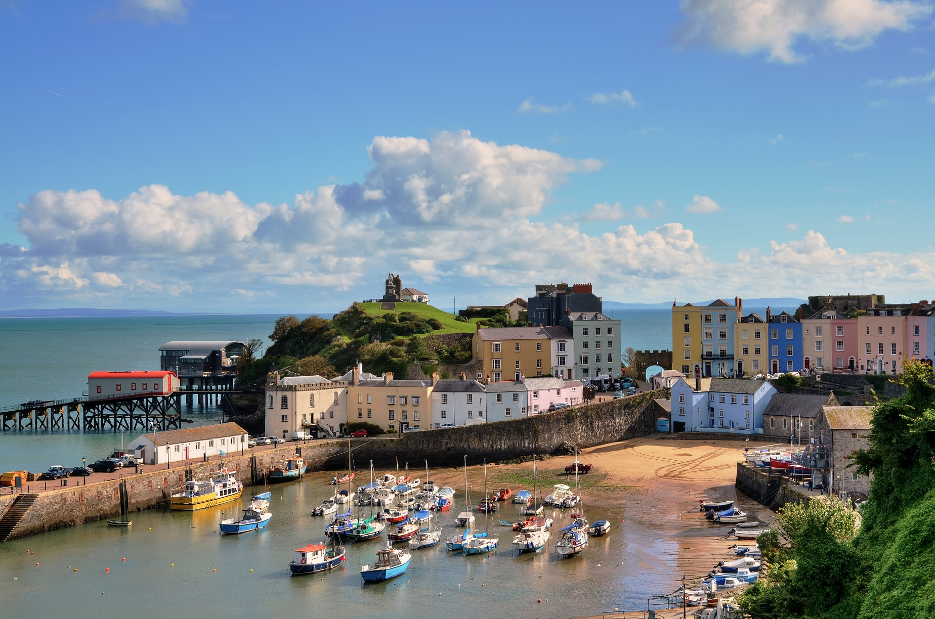 Exploring a millennium of rich history in Tenby