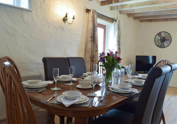 BH Dining Room